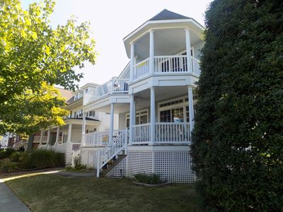 Photo for Price Reduced Week of July 6 - Lovely 4 /2 Condo Near Beach & Boardwalk!