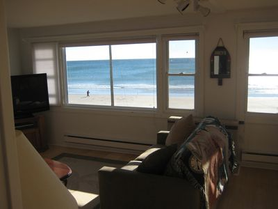 Photo for Two Bedroom Condo on Long Sands Beach!
