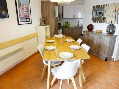 Photo for Apartment Pierre et Vacances in Arcangues - 8 persons, 3 bedrooms