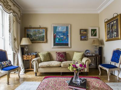 Photo for Eaton Terrace IV - luxury 5 bedrooms serviced apartment - Travel Keys