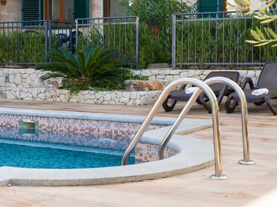 Photo for Apartment Fides with Swimming Pool VIII - One Bedroom Apartment, Sleeps 4