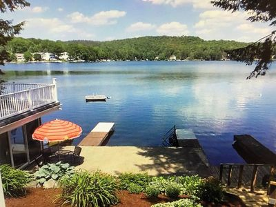 Photo for Oquaga Lake House Rental