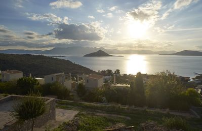 Photo for Villa Petra Luxurious with amazing sea view,only 300m from beach!