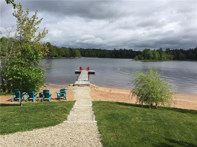 Photo for Falls Lake Beautiful Lakefront Year Round Cottage - August Availability