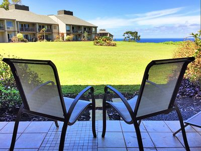 Photo for Waterfront Princeville Condo on Secluded Beach!
