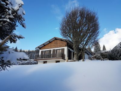 Photo for 4BR Chalet Vacation Rental in Ban-Sur-Meurthe-Clefcy, Grand Est