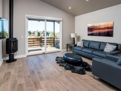 Photo for Modern Home at Tetherow - All Bedrooms w/ Ensuite Bath, Private Hot Tub & More