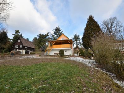 Photo for Detached house on the banks of the reservoir with the covered terrace