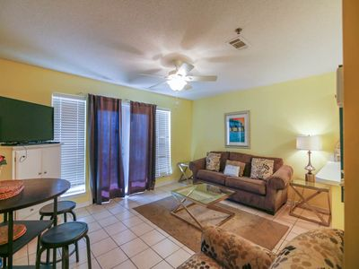 Photo for 1 bedroom unit 313, across the street from the beach!