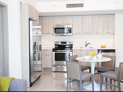 Photo for ASK US FOR DISCOUNTS - Stylish 2/2 Brickell / Downtown Miami Condo Minutes from Shopping & Dining