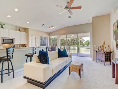 Photo for 2BR + Den / 2BA 2nd-Floor Coach Home in North Naples Golf Community