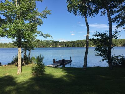 Photo for 3BR Cottage Vacation Rental in Lee, Maine