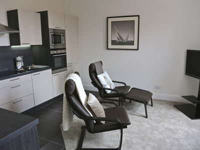 Photo for Gorgeous 1 Bedroom Apartment in Lytham St Annes