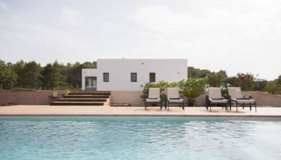 Photo for Air-Conditioned Villa on Secluded Estate with Pool, Wi-Fi and Garden; Parking Available