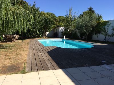 Photo for CHARMING HOUSE STYLE WITH POOL rétais