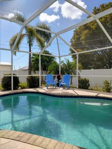 Photo for CHRISTINE'S CAPE CORAL, FLORIDA PARADIES - HEATED POOL - WIFI