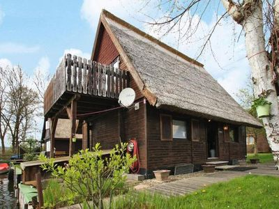 Photo for Boat house, Teterow  in Strelitzer Seenplatte - 4 persons, 2 bedrooms