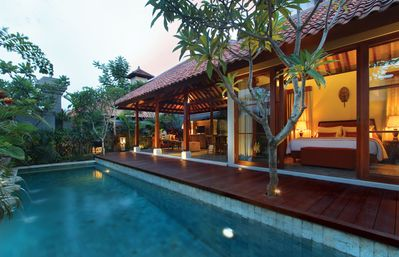 Photo for Beautiful Two Bedrooms Villa with Private Pool in Canggu