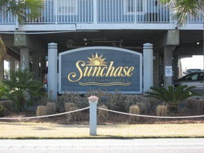 Photo for Sunchase 203 - Just 'Feet' from the Beach - Updated and Family-Friendly