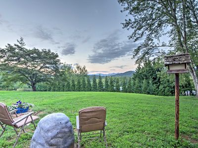 Photo for Quiet Cottage w/Mtn Views, 10 Mins to DT Franklin