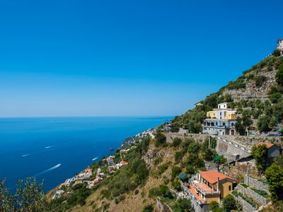 Photo for Il Ciuccio - Le Contrade - Sosòre Holiday Homes-Amalfi Coast