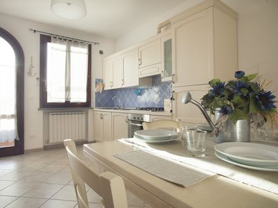 Photo for Canaiolo - Lovely two-room apartment with swimmng pool in Suvereto