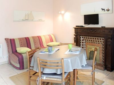 Photo for Vacation home Cézembre (DAR301) in Dinard - 4 persons, 1 bedrooms