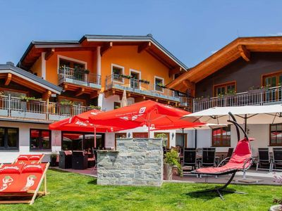 Photo for App. Theresa (90 m²), 2 bathrooms, 2 bedrooms - Theresa, *** Hotel- pension