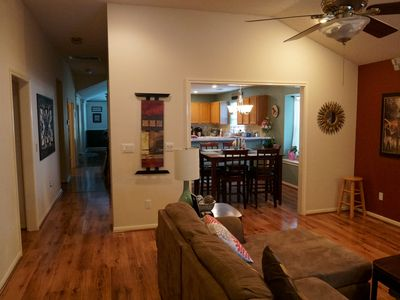 Photo for Great Pearland home to relax and or drive to nearby Houston destinations