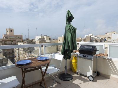Photo for Sliema Studio penthouse with terrace