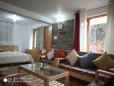 Photo for Ishan log huts  (Boutique Home Stay)