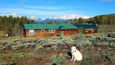 Photo for Leadville Mountain Cabin with views!