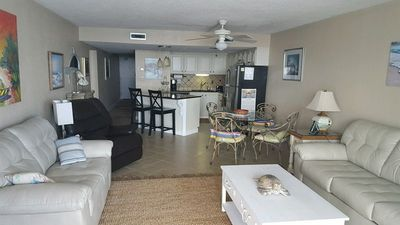 Photo for *NEWLY REMODELED* Oceanfront 3 BR, 3rd Floor