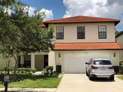 Photo for Nestled in the secure gated community of Tuscany close to Disney