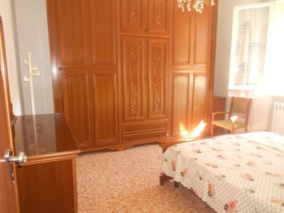 Photo for Rimini 150 sqm. great appart. 7 minutes beach