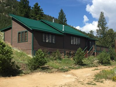Photo for Best Cabin!  Great Views!  Immaculate!  Historic Pinecone Cottage 1.78 Acres