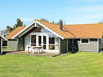 Photo for Serene Holiday Home in Bogø By with Roofed Terrace