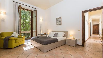 Photo for Rosselli Palace apartment 2