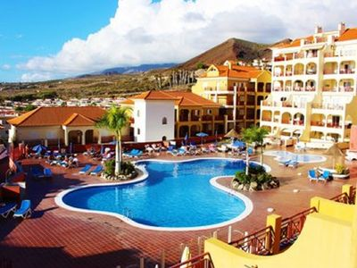 Photo for Lovely two bed apartment in Dinastia, Los Cristianos