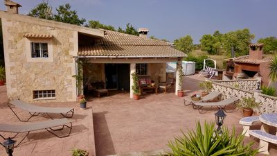 Photo for COZY HOUSE WITH CHARACTER MALLORQUÍN. CLOSE TO THE BEST BEACHES ON THE ISLAND!