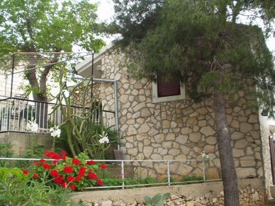 Photo for Apartment Elena, (10644), Podstražje, island of Vis, Croatia
