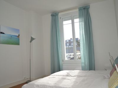 Photo for Charming apartment Dinard city center close to the beach 4/6