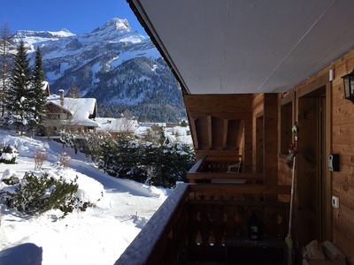 Photo for Holiday Apartment Diablerets