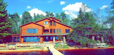 Photo for Fabulous 3 Bedroom Suite on Elbow Lake in Northern Minnesota