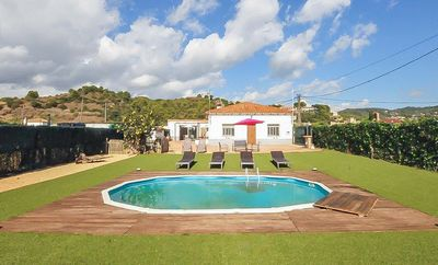 Photo for Club Villamar - Precious modern villa with  private pool located at walking distance from the beach, town center and all amenities