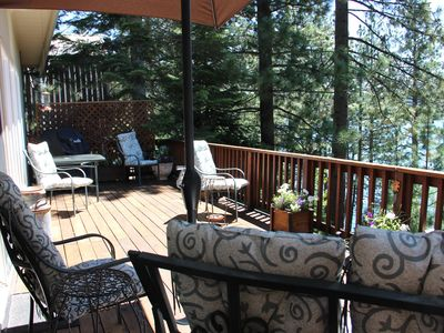 Photo for Steps away from Beautiful Donner Lake ,Truckee Ca. Great Location and Views.