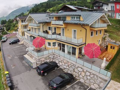 Photo for Spacious and luxurious apartment with a great view of the Hohe Tauern