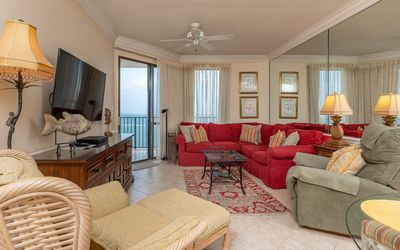 Photo for Watch Boats from the BEACH at the Jettis! 2 Bedroom GULF FRONT!