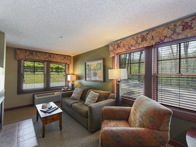 Photo for A126 - 1 Bedroom Standard View Suite at Lakefront Hotel