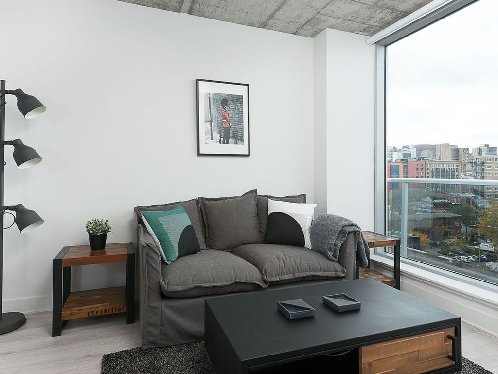 Distinctive 1BR in Downtown MTL